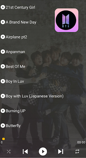 BTS Songs 2020 - Offline 4.0 Screenshots 2