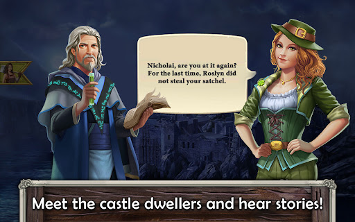 MatchVentures - Match 3 Castle Mystery Adventure Apkfinish screenshots 21