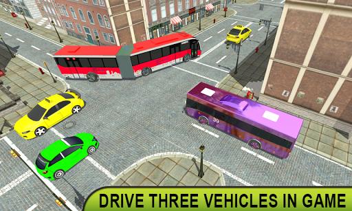 Metro Bus Games 2020: Bus Driving Games 2020  screenshots 15