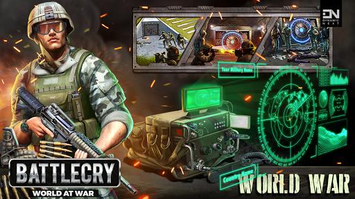 Download Battlecry World War Game Free Online Rpg On Pc Mac With Appkiwi Apk Downloader