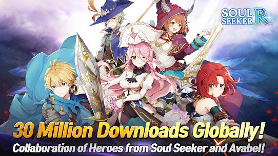 Soul Seeker R – RPG de acción épica. 1
