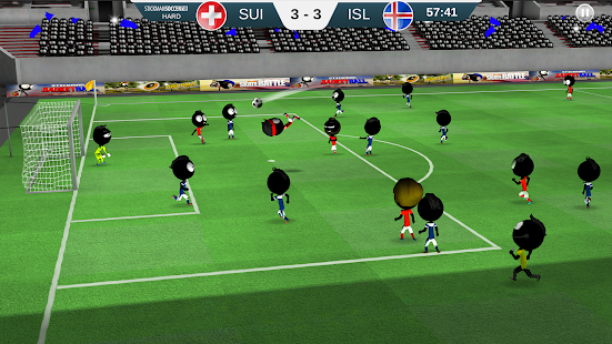 Stickman Soccer 2018 screenshots 6