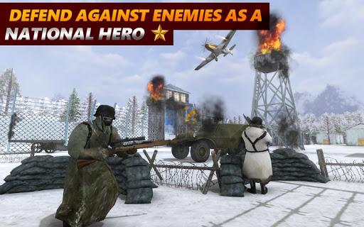 World War Sniper Hero : Frontline Arena 1.1.6 screenshots 2