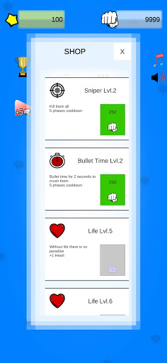 Télécharger Gratuit Kill Bacteria - Virus Smasher (New Smash them All) APK MOD (Astuce) screenshots 4