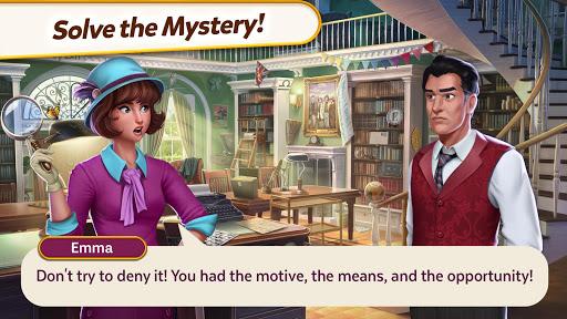 Mystery Match Village screenshots 2