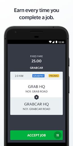 Grab Driver 5.151.0 screenshots 2
