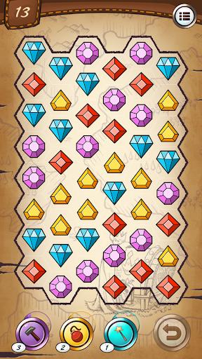 Jewels and gems - match jewels puzzle 1.3.0 screenshots 21