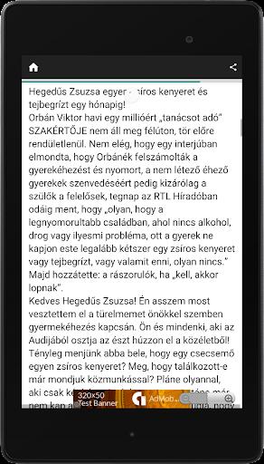 Hungary Newspapers App | Hungary News App 7.5 screenshots 9