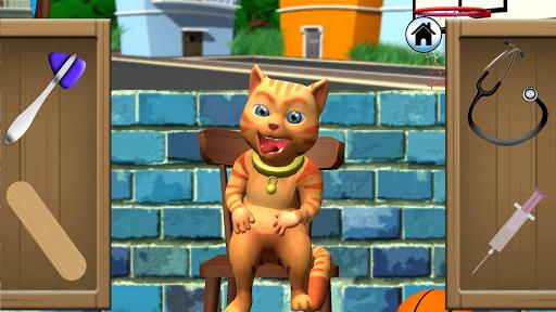 Talking Cat Leo: Virtual Pet 15 screenshots 9