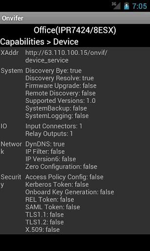 Onvier - IP Camera Monitor android2mod screenshots 5