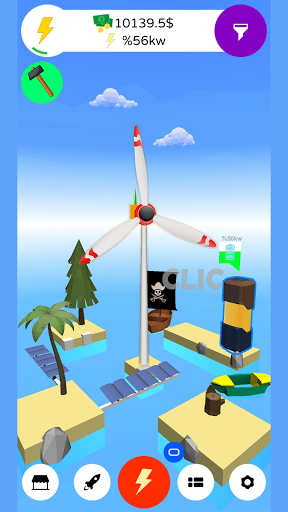 Wind Inc. Tycoon - Idle Game Windmill Simulation  screenshots 4