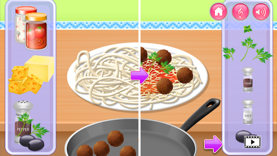Free Cooking in the Kitchen – Baking games for girls 5