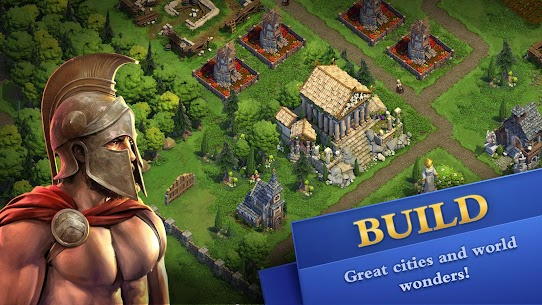 DomiNations Mod Apk (Unlimited Gold/Food/Oil) 7