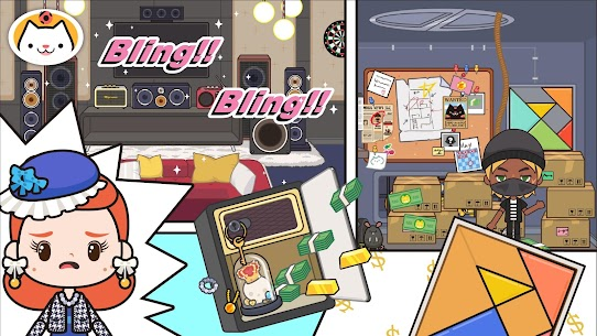 How do I download Miga Town: My Apartment app on PC? 2