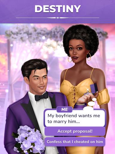 My Fantasy: Choose Your Romantic Interactive Story 1.6.7 screenshots 17