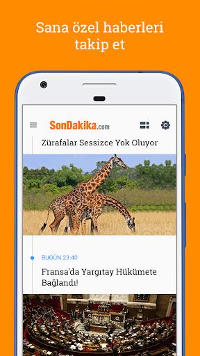 Son Dakika Haber 3.4.56 Screenshots 1