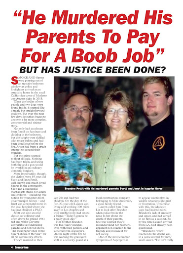 True Crime Magazine  screenshots 1