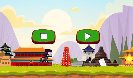 Ninja Unusual Rushing Online Hack Android & iOS 4