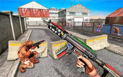 Counter Terrorist Shooting Strike-Commando Mission 1.0.21 Screenshots 6
