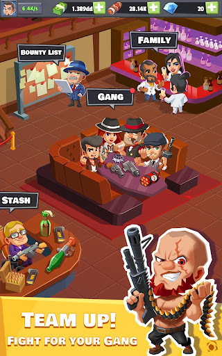 Idle Mafia - Tycoon Manager 3.0.0 screenshots 1