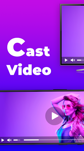 EasyCast - cast phone to tv, Roku, Fire TV, Xbox 1.0.3 screenshots 1