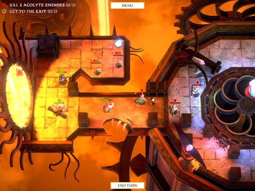 Warhammer Quest: Silver Tower 1.2003 screenshots 23