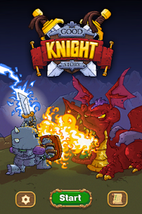 Good Knight Story Screenshot