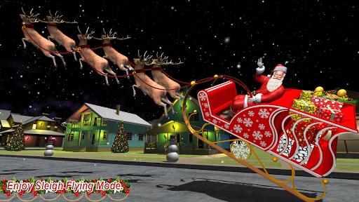 Christmas Flying Santa Gift Delivery apkdebit screenshots 12