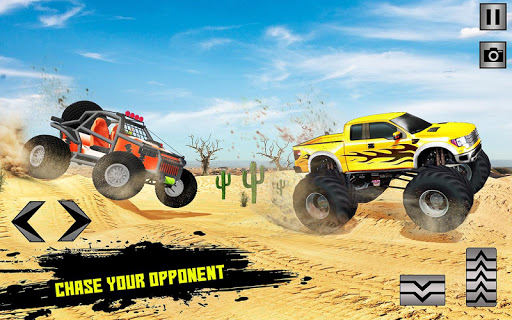 Offroad SUV Jeep Driving Games android2mod screenshots 14