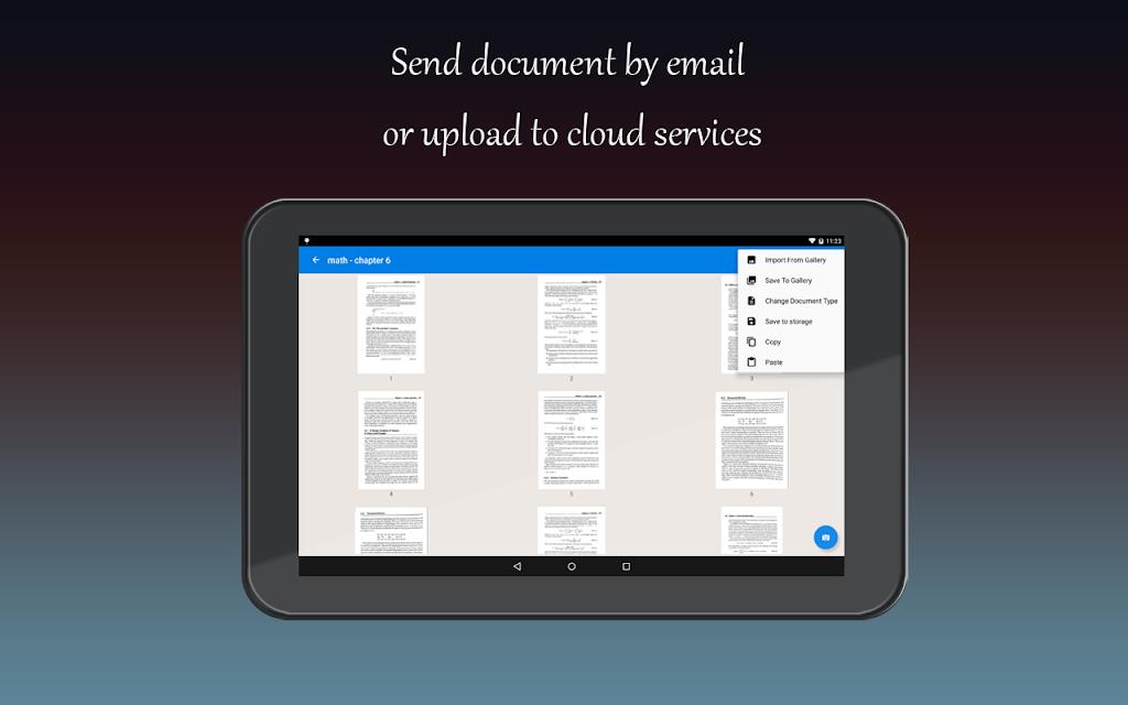 Fast Scanner Pro: PDF Doc Scan  poster 9