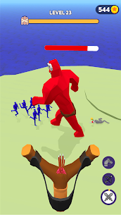 Throw and Defend MOD APK 1.0.55 (Unlimited Money) 3