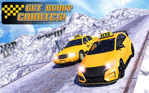 Taxi Driver 3D : Hill Station  screenshots 6