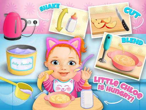 Sweet Baby Girl Daycare 4.0.10129 Screenshots 6