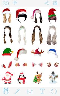 Christmas Photo Editor ud83cudf84 1.4.8 Screenshots 1