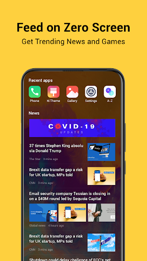 HiOS Launcher(2020)-  Fast, Smooth, Stabilize 7.0.008.2 screenshots 1
