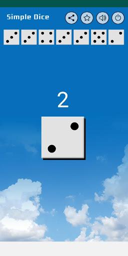 uc2ecud50c uc8fcuc0acuc704(Simple Dice)  screenshots 2