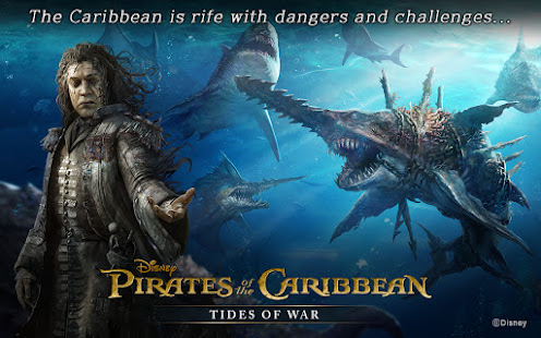 Pirates of the Caribbean: ToW Unlimited Money