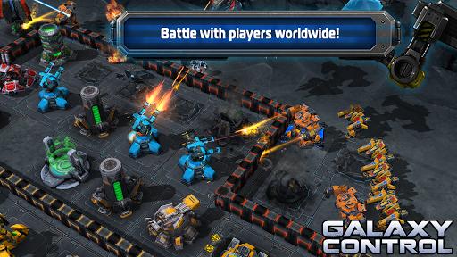Galaxy Control: 3D strategy 34.44.64 screenshots 11