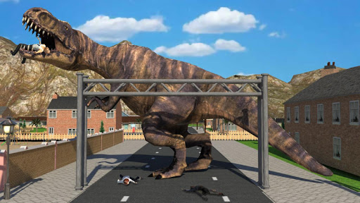 Dinosaur Simulator Games 2021 - Dino Sim 2.6 screenshots 10