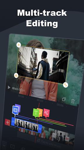 OviCut: Video effect editor android2mod screenshots 1