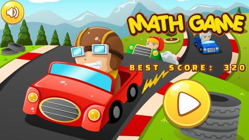running math game screenshot 1
