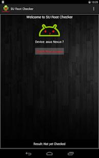 SU Root Checker