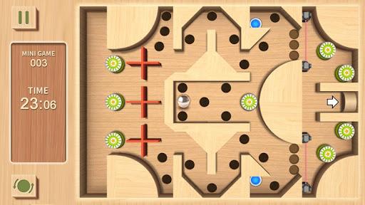 Maze Rolling Ball 3D moddedcrack screenshots 11
