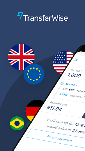 TransferWise Money Transfer 6.2.3 Screenshots 1