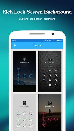 AppLock - Fingerprint & Password, Gallery Locker apktram screenshots 7