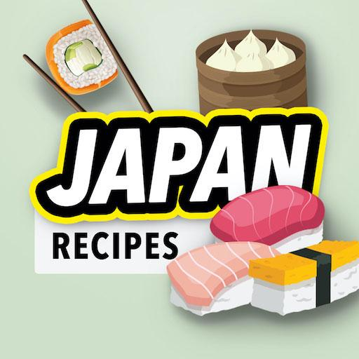 Baixar Japanese food recipes