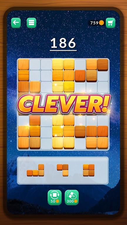 Blockscapes - Block Puzzle poster 1