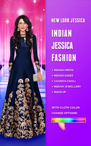jessica alba dressup - fashion 2021 screenshot 3