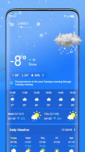 Weather & Radar, Alerts 1.2.7 Screenshots 4