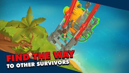 Epic Raft: Fighting Zombie Shark Survival Games